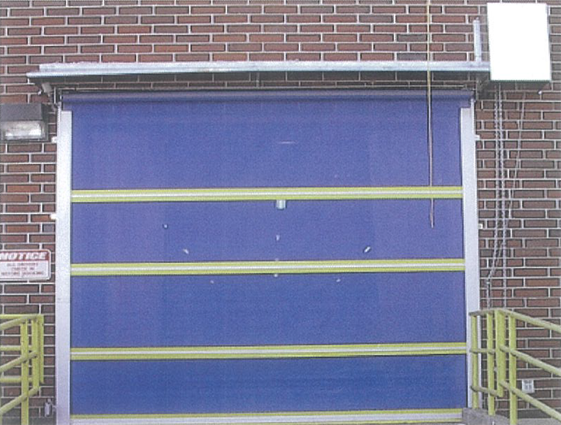 TMI Rolling Bug Screen & Doors | Palmetto Overhead Door u2013 Industrial Doors Concrete Cutting ...