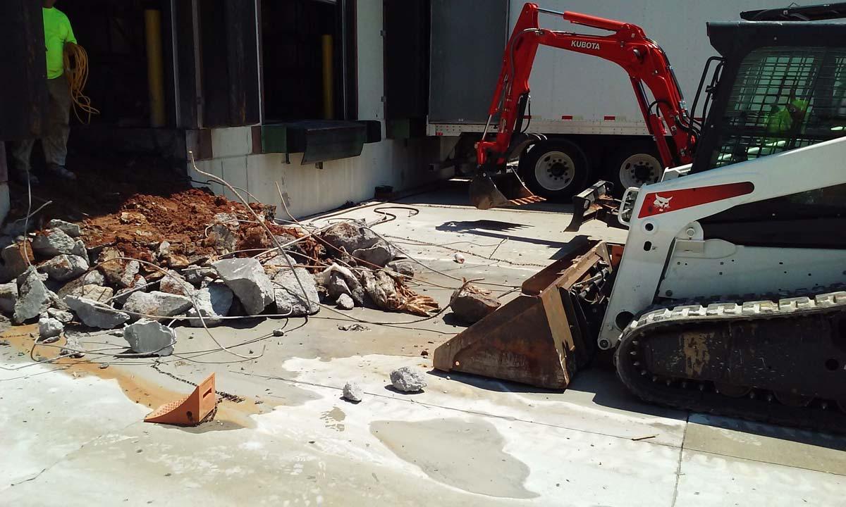 Home Palmetto Overhead Door Industrial Doors Concrete